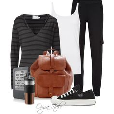 """""""Leisure Time"""" by orysa on Polyvore"""