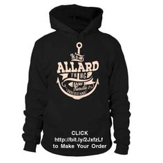 CLICK http://bit.ly/2JxfzLf to Make Your Order, If you're ALLARD, then THIS SHIRT IS FOR YOU! 100% Designed, Shipped, and Printed in the U.S.A. Order 2 or more and SAVE on SHIPPING!