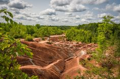 Cheltenham Badlands Trail | Ontario Trails Council