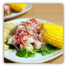 #Ceviche is national #food (dish) of #Peru