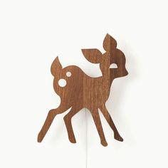 My Deer Lamp