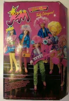 JEM doll boxed 80s | eBay
