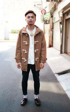 每日精選 - 2013-11-23   Dappei 搭配 - 服飾穿搭網站