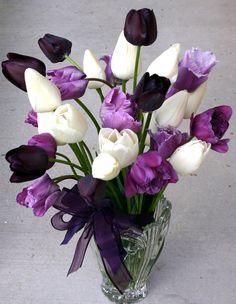 favorite flower in my favorite color...purple.