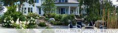 Custom Outdoor Living Spaces | Outdoor Kitchens | Pergolas & Patios | Outdoor Fireplaces — MeadowGreen Group | Custom Pools and Spas | Outdoor Living Spaces