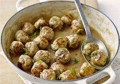 Photo: swedish meatballs Categories: Food And Drink Added: Description: swedish meatballs is creative inspiration for us. Get more photo about food and drink related with swedish meatballs by looking at photos gallery at the bottom of this page. Crock Pot Recipes, Meat Recipes, Cooking Recipes, Drink Recipes, Recipies, Top Recipes, Swedish Meatball Recipes, Swedish Recipes, My Burger