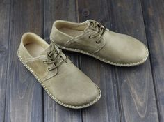 Handmade Shoes for Women, Flat Shoes, Retro Leather Shoes, Casual Shoes, Vintage Style Shoes,Oxford Women Shoes