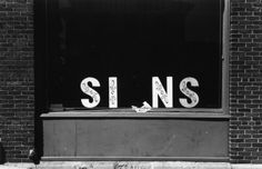 The Curious Brain History Of Photography, White Photography, Gelatin Silver Print, Dorian Gray, Friends, New York, Neon Signs, Black And White, Words