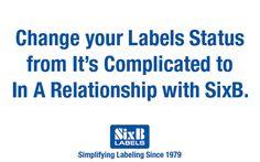 #SimplifyingLabeling