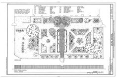 HABS LA,35-BERM,2- (sheet 6 of 32) - Oakland Plantation, Route 494, Bermuda, Natchitoches Parish, LA