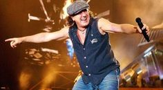 AC/DC Fans: Brian Johnson Has Announced His Newest Project, And You Won't Want To Miss It! Canoe Club, Brian Johnson, Angus Young, Brown Suits, Free Blog, Metalhead, Bob Dylan, Music Artists, Rock And Roll
