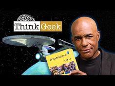 Star Trek's Michael Dorn for Rosetta Stone: Klingon - ThinkGeek - YouTube