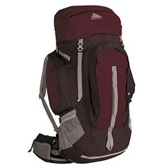 Backpack  Backpackers Backpack Unisex Deluxe Hiking Backpack 8045DLX Black Backpacking Backpack with External Frame  125 x 28 x 85 -- Continue to the product at the image link.(This is an Amazon affiliate link and I receive a commission for the sales)
