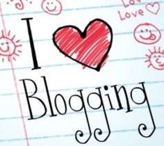 Some very good tips on blogging from Sarah.