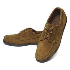 Eastland Falmouth Camp Moc イーストランド キャンプモカシン レザーシューズ 革靴【$295】[005]