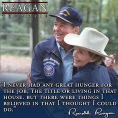 Great President ~~ Ronald Reagan
