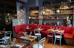 The Study- casual bistro in Singapore | Asia Bars & Restaurants