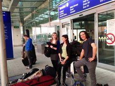 Germany June 2015 - 02 - Arrival in Frankfurt
