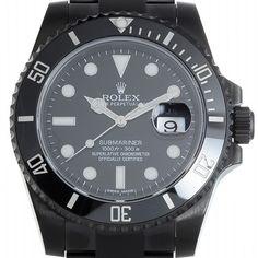 Rolex Submariner DLC - 116610LN