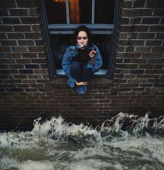 MMM Interview: Intimate Self-Portraits by Melania Brescia - My Modern Metropolis Fine Art Photography, Photography Poses, Fashion Photography, Blog Fotografia, Modern Metropolis, Beautiful Dream, Photo Art, Photo Blog, Interview