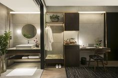 The Warehouse Hotel, Singapore - Zarch Collaboratives w/ Interior Design Consultant Asylum Creatives