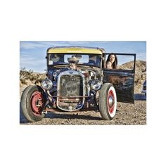 Rat Rods, Pinup, Hot Rod Trucks, Antique Cars, Antiques, Vehicles, Style, Vintage Cars, Antiquities