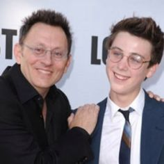 Big Ben, Little Ben - if Person of Interest ever has a really old flashback, they'd better get this kid to play little Finch :)