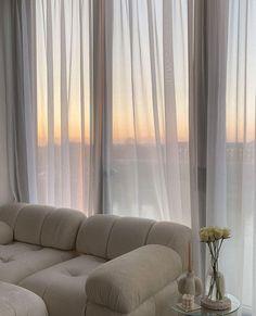 Home Room Design, Dream Home Design, Interior Design Living Room, Dream Apartment, Apartment Interior, Living Room Modern, Home And Living, Living Rooms, Aesthetic Rooms