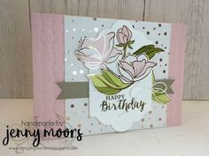 Stampin' Up! Second Release Sale a Bration Springtime Foil Specialty Designer Series paper, Stampin' Up!