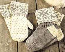 Kirjoneulelapaset ja sukat – Ellit.fi
