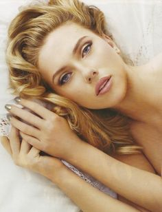Scarlett johansson : Blonde Of The Century. so beautiful Natural Wedding Makeup, Wedding Hair And Makeup, Bridal Makeup, Hair Makeup, Natural Makeup, Soft Makeup, Eye Makeup, Blonde Makeup, Makeup Contouring