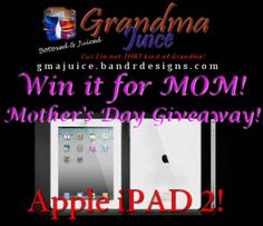 iPad2 Mother's Day Giveaway