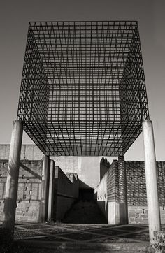 Francesco Venezia, Museo di Gibellina, Gibellina, 1987