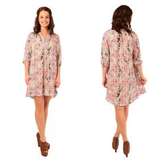 The perfect dress for all your spring occasions!