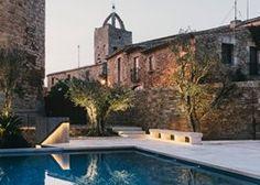 The Peratallada Castle, Peratallada, 2015 - Mesura