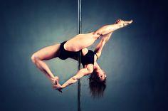 Jade split #Polefitness #pole #dance www.bodysynergy.co.uk pole dancing classes Birmingham