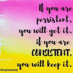 Consistency is the key! #journey #scentsy #lessonslearnedinlife #consistency #scenthaus