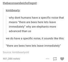 Or as I like to call it AAAHHHAAAAHHHH Swat Swat Swat, or Aaaaahhhhhaaaa A bees in here! lol