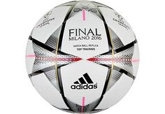 adidas Finale Milano Top Training Ball.  www.soccerpro.com