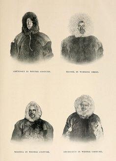 1910-1912, Roald Amundsen's South Pole Expedition