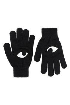 Tess Block Gloves  mon oeil mon oeil