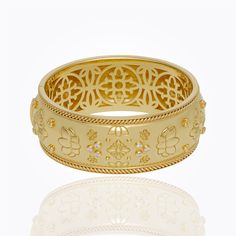 Temple St. Clair Nomad Bracelet, 18k with diamond