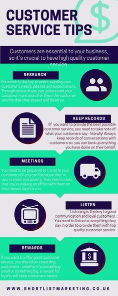 Customers are key! www.shortlistmarketing.co.uk