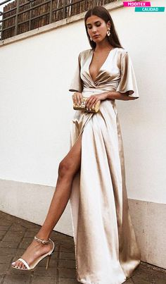 Prom Dresses With Sleeves, Plus Size Prom Dresses, Simple Dresses, Elegant Dresses, Long Dresses, Sexy Dresses, Summer Dresses, Long Gown With Sleeves, Cheap Dresses