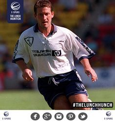 Here's the answer to today's #TheLunchHunch. Today's mystery Spur was...David Kerslake! More tomorrow!