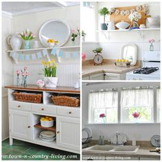 Historic Farmhouse with a touch of cottage style  #farmhouse #cottagestyle