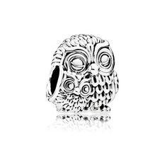 *Charming Owls Charm   PANDORA Jewelry US