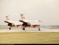 Photo of 101014 McDonnell CF101B Voodoo by EAGLE19