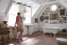 Résultats de recherche d'images pour «attic bathroom»