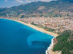 Damlatas, Alanya, Antalya, Turkey.